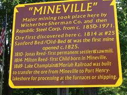minevillesign