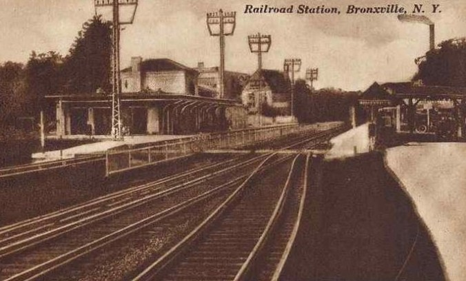 bronxvillestation