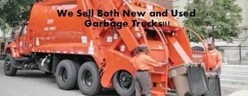 garbagetruckforsala