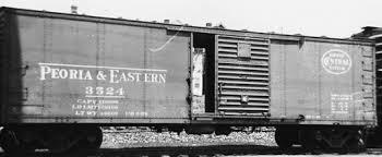 Peoria&Eastern