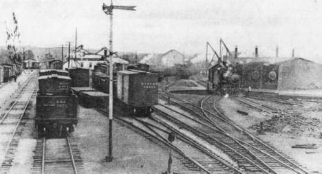 cnehopewelljunctionpostcardyard1910
