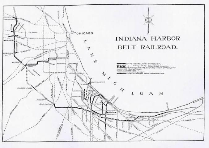 indianaharborbeltmap
