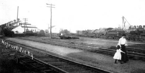 cnehopewelljunctionyard1910