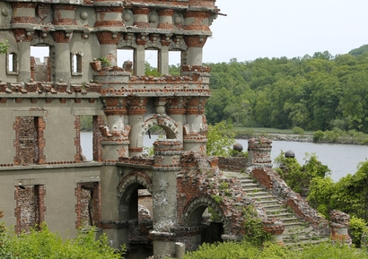 Travel Trip Bannerman Castle