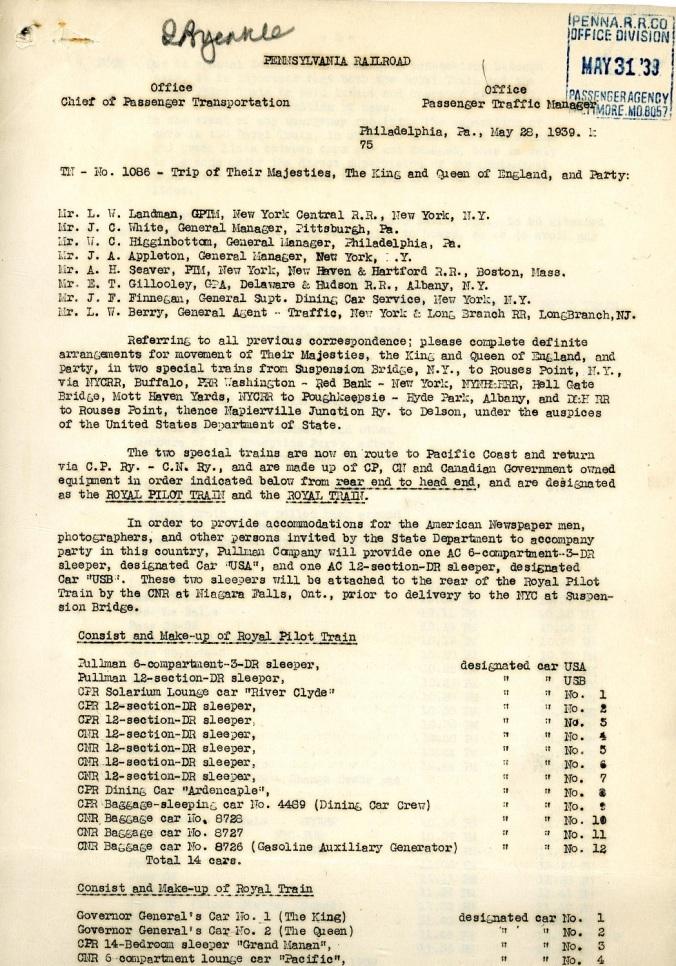 RoyalTour1939