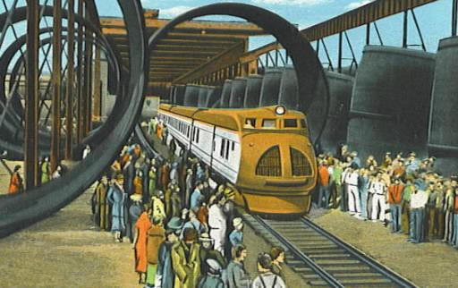 UnionPacificStreamliner