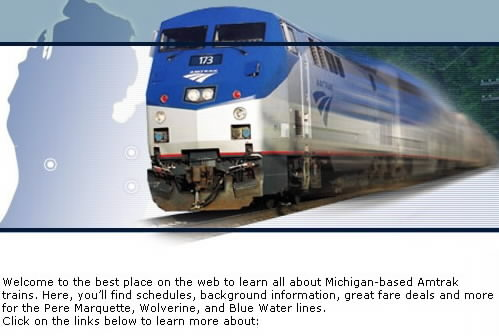 AmtrakMichiganServices