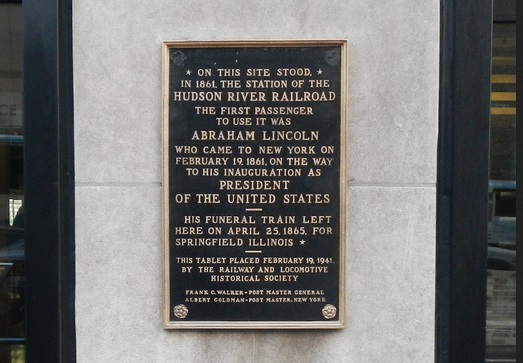 LincolnPlaque414W30thSt