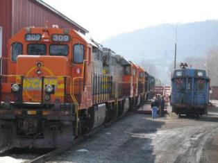 photo provided/Wellsboro & Corning Railroad