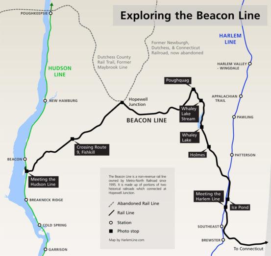BeaconLineMap
