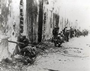 Americans in Manila
