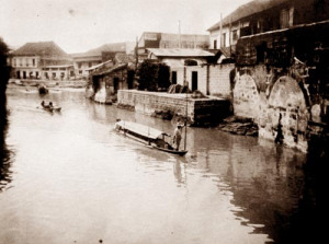 Pasig River before the war
