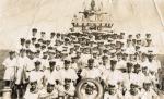 Crewmen of the HMAS Yarra, 1942